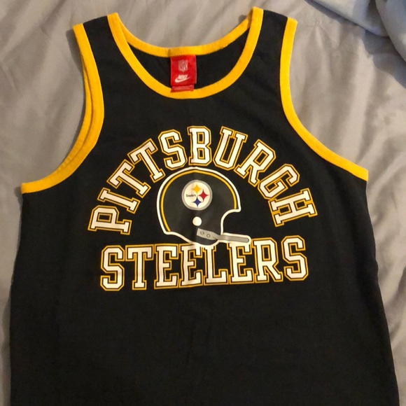 outlet store 295b6 90e85 Steelers Tank Top